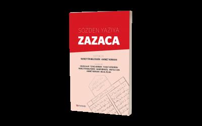 SÖZDEN YAZIYA ZAZACA